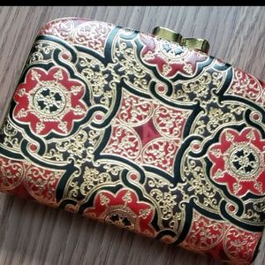Vintage // coin purse wallet duo (euc)